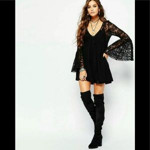 Free People | With Love Lace Dress~M